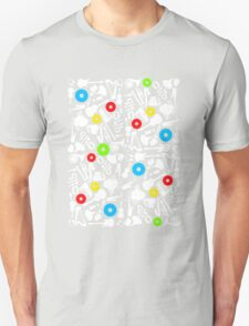 abstract music  Unisex T-Shirt
