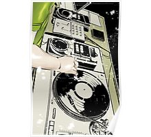 DJ! Poster