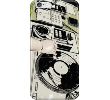 DJ! iPhone Case/Skin