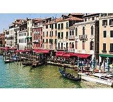 Venice in Spring Photographic Print