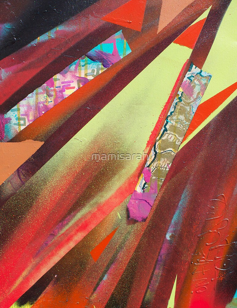 Lines of Distortion by mamisarah