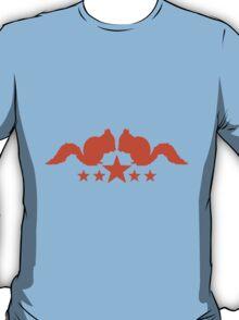 Squirrel star logo T-Shirt