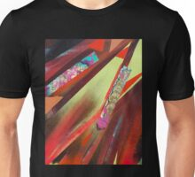 Lines of Distortion Unisex T-Shirt