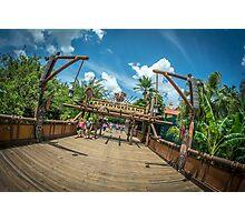 Adventureland Photographic Print