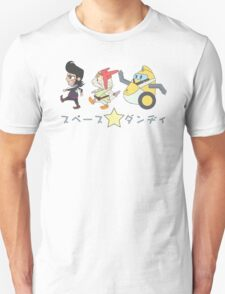 Walkin' Dandy Unisex T-Shirt