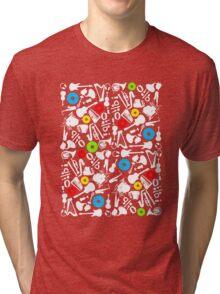 all abut music  Tri-blend T-Shirt