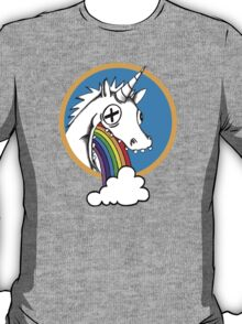 Drunk Unicorns Make Rainbows! T-Shirt
