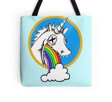 Drunk Unicorns Make Rainbows! Tote Bag