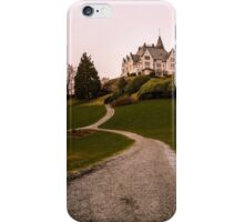 Gamlehaugen castle. Bergen, Norway. iPhone Case/Skin