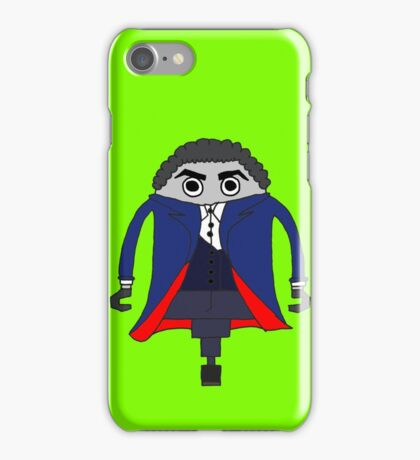 Peter Capaldi as The Doctor iPhone Case/Skin