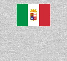 Naval Ensign of Italy Unisex T-Shirt