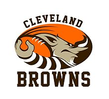cleveland brown by datunkeren69
