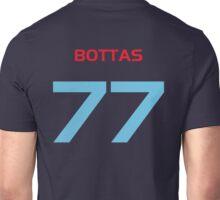 Bottas 77 Unisex T-Shirt
