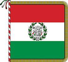Flag of Cispadane Republic, 1796-1797 by abbeyz71