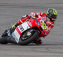 Cal Crutchlow at Circuit Of The Americas 2014 by corsefoto