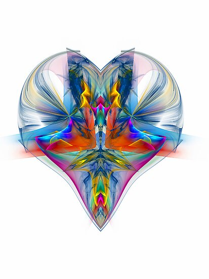 Heart of Glass by Virginia N. Fred