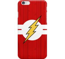 DC Stripes - The Flash iPhone Case/Skin