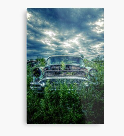Organ Donor Metal Print