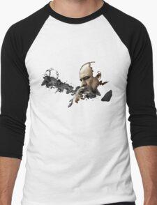 Tony Soprano Smoking A Sigar Men's Baseball ¾ T-Shirt
