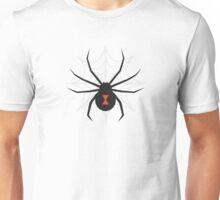 A Black Widow Unisex T-Shirt
