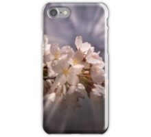 Pink light iPhone Case/Skin