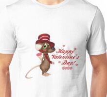 Happy Valentine's Day! Unisex T-Shirt