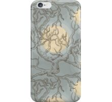 The Moon and The Yew Tree iPhone Case/Skin