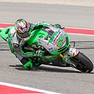 Nicky Hayden at Circuit Of The Americas 2014 by corsefoto