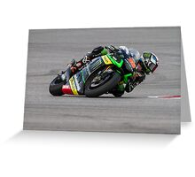 Bradley Smith at Circuit Of The Americas 2014 Greeting Card
