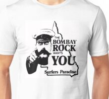 bombay rock  Unisex T-Shirt