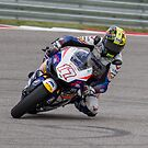 Karel Abraham at Circuit Of The Americas 2014 by corsefoto