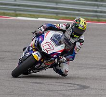 Karel Abraham at Circuit Of The Americas 2014 by corsefoto