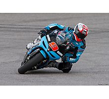 Danilo Petrucci at Circuit Of The Americas 2014 Photographic Print