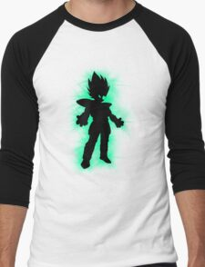 Vegeta Men's Baseball ¾ T-Shirt