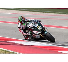 Michael Laverty at Circuit Of The Americas 2014 Photographic Print
