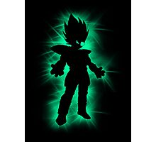 Vegeta Photographic Print