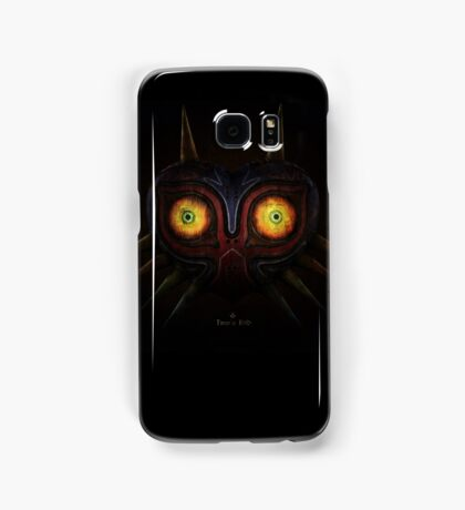 Legends of Zelda Majora's Mask Time's End Samsung Galaxy Case/Skin