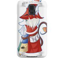 Freya Crescent Samsung Galaxy Case/Skin