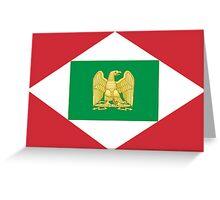 Flag of Napoleonic Kingdom of Italy, 1805-1814 Greeting Card
