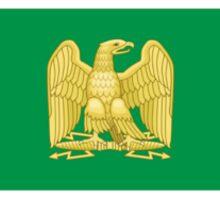 Flag of Napoleonic Kingdom of Italy, 1805-1814 Sticker