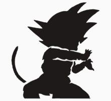Kid Goku by wwgokud
