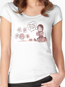 The Mind Is A Puzzling Thing Women's Fitted Scoop T-Shirt