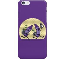 The Purps Flee The Scene iPhone Case/Skin