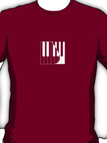 Keyboard Curve T-Shirt