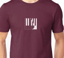 Keyboard Curve Unisex T-Shirt
