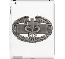 Combat Medical Badge iPad Case/Skin