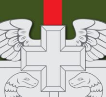 1st Infantry CFMB Sticker