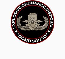 Senior EOD Bomb Squad Unisex T-Shirt