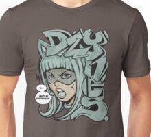 Dzynes must be destroyed! (aqua) Unisex T-Shirt