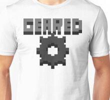 Geared Logo Text Tee Unisex T-Shirt